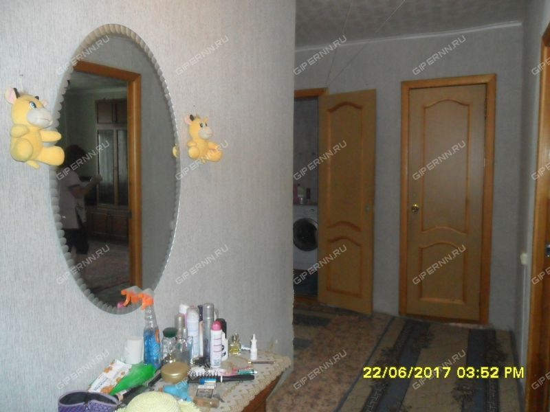 двухкомнатная квартира на улице Молодёжная дом 37 село Мотовилово