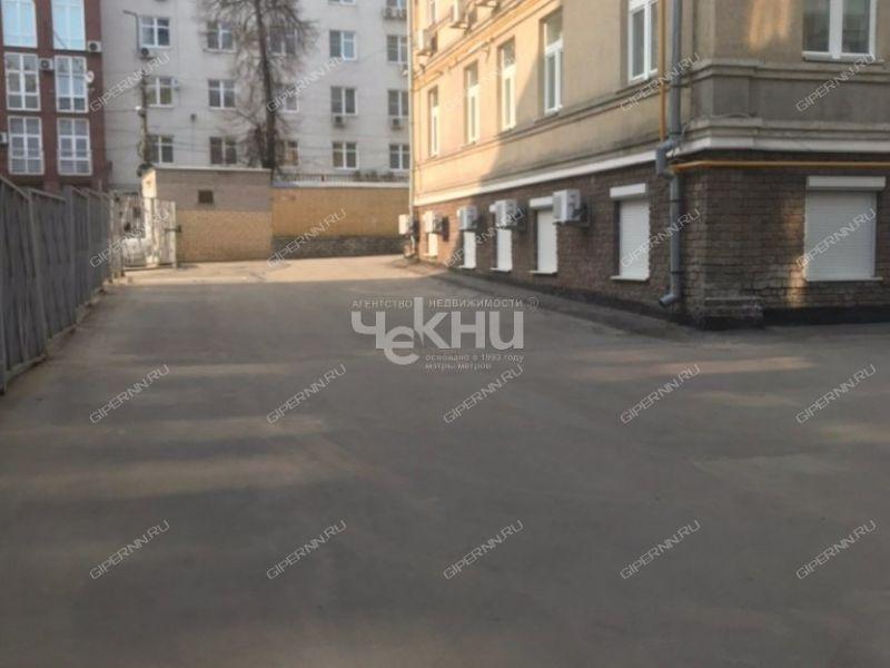 парковочное место на улице Пискунова