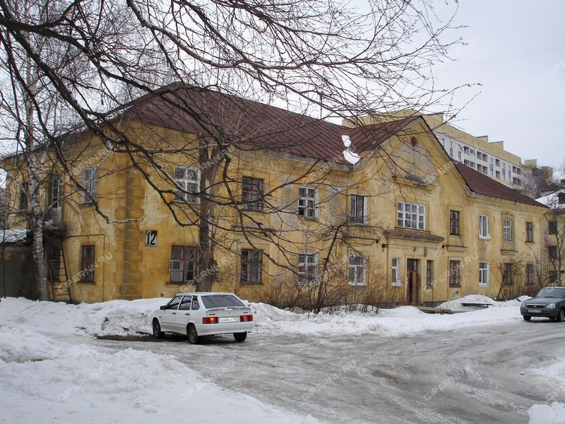 улица Героя Сутырина, 12 фото