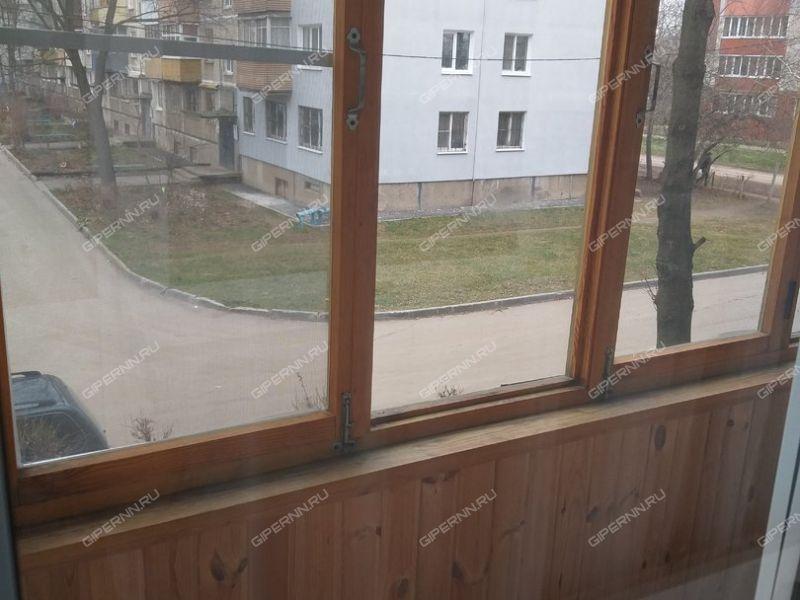 двухкомнатная квартира на улице Жуковского дом 12 город Кстово