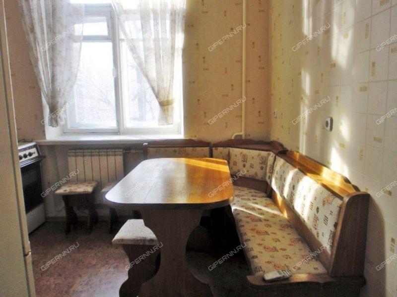 двухкомнатная квартира на проспекте Ленина дом 12