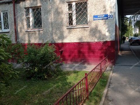 1-komnatnaya-ul-permyakova-d-20 фото