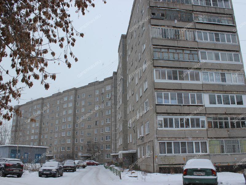 однокомнатная квартира на улице Октябрьская дом 29 город Дзержинск