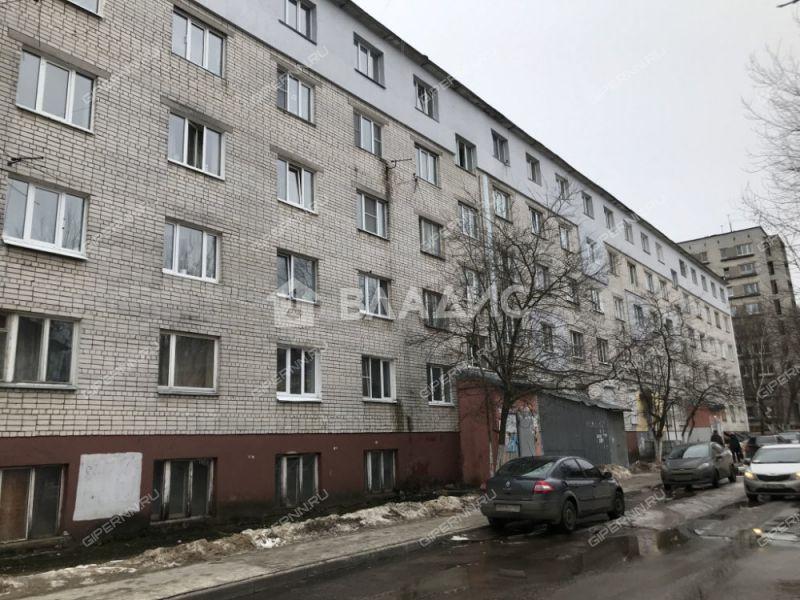 однокомнатная квартира на улице Чукотская дом 3А