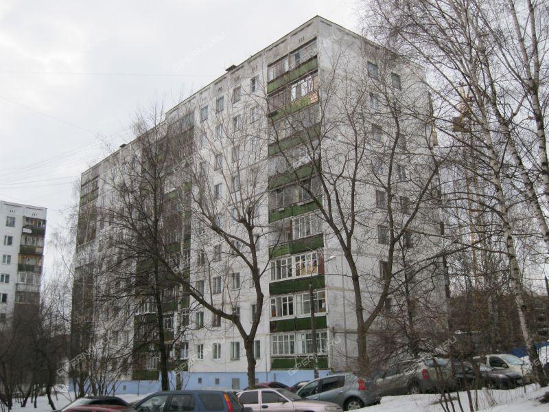 улица Маршала Голованова, 31 фото