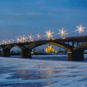 Денег на подсветку Канавинского моста к ЧМ-2018 нет - фото