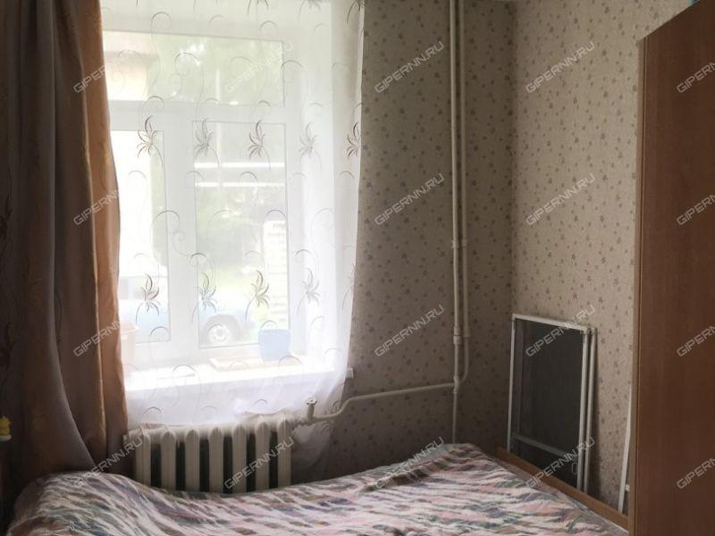 двухкомнатная квартира на улице Дубравная дом 9