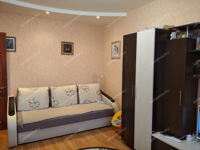 двухкомнатная квартира на улице Дьяконова дом 6
