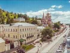 Рождественскую признали одной из лучших торговых улиц страны