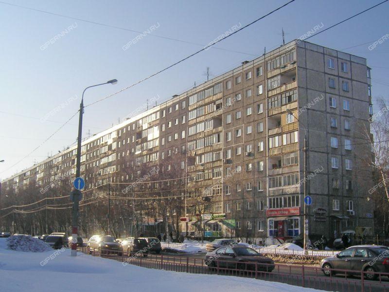 двухкомнатная квартира на улице Культуры дом 3