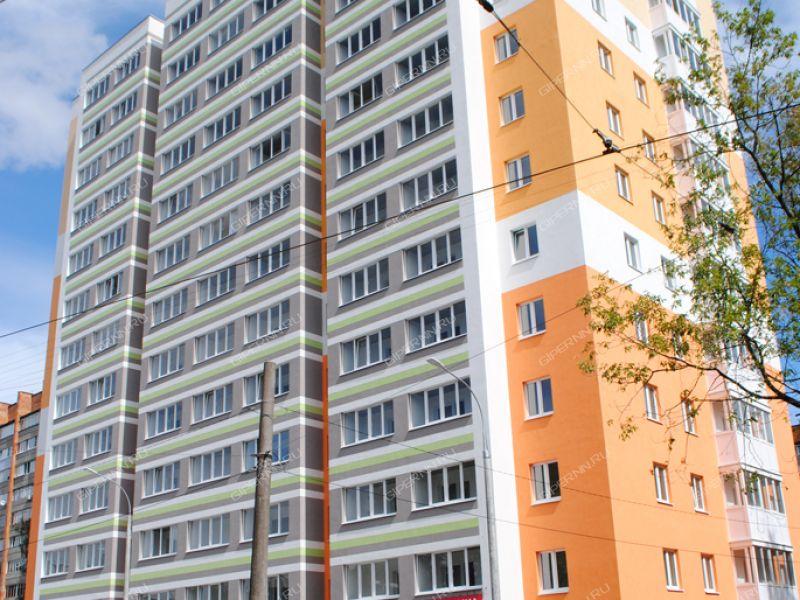 квартира-студия на улице Коминтерна дом 184