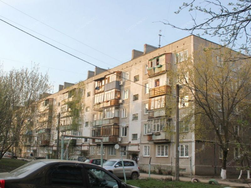 двухкомнатная квартира на улице Львовская дом 5