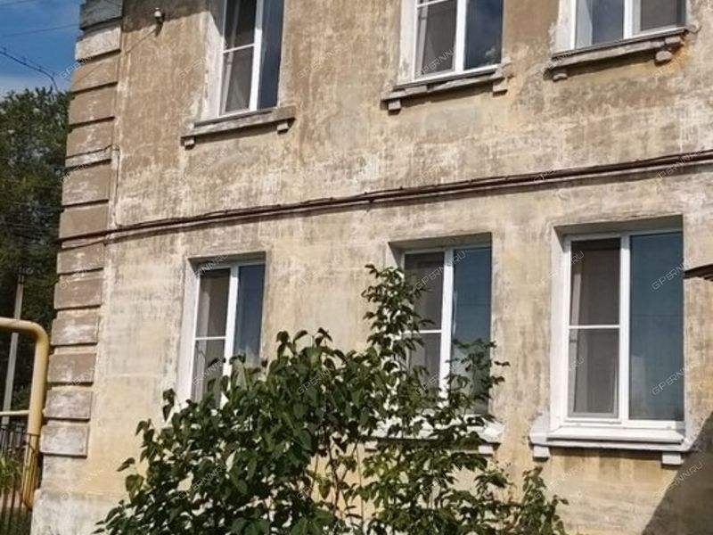 трёхкомнатная квартира на улице Центральная дом 18 посёлок Ситники