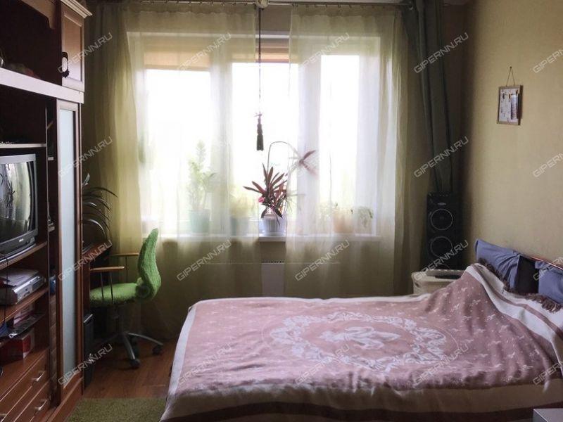 комната в доме 43 к1 на проспекте Ленина