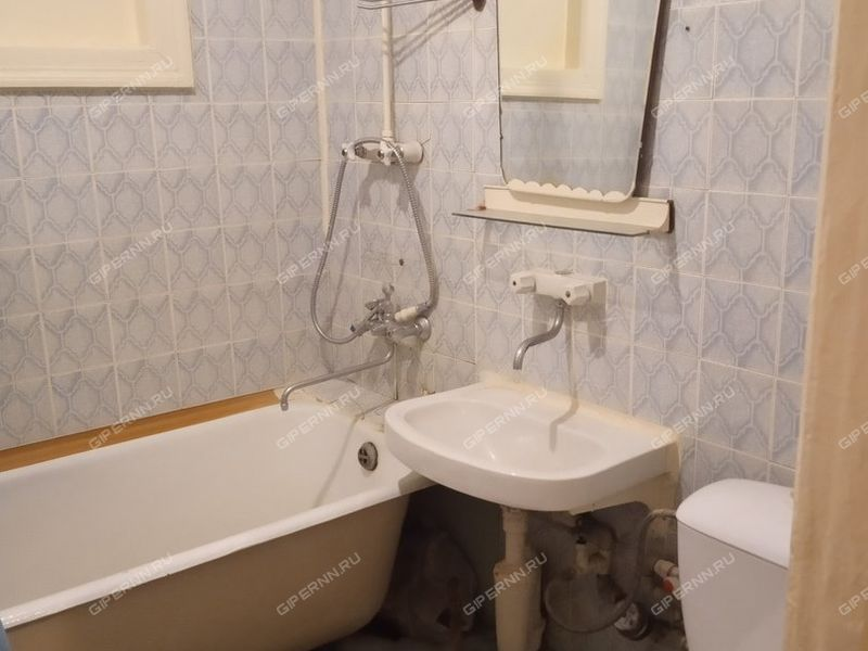 двухкомнатная квартира на улице Рылеева дом 9 город Заволжье