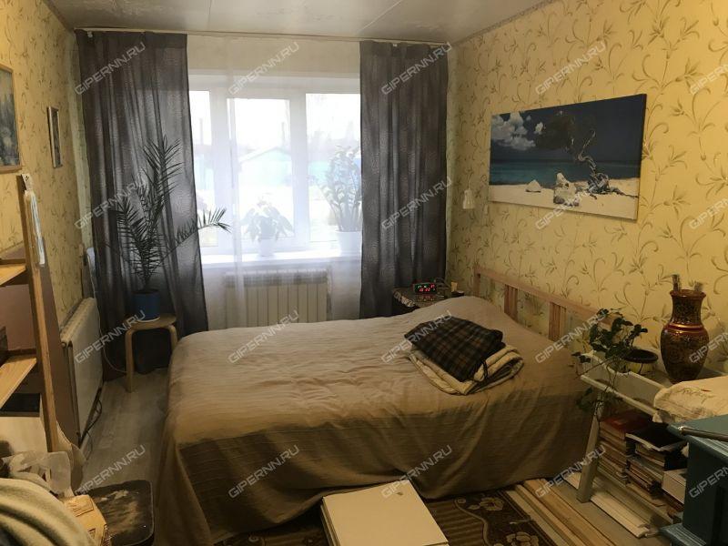 двухкомнатная квартира на улице 50 лет Октября дом 79а город Семёнов