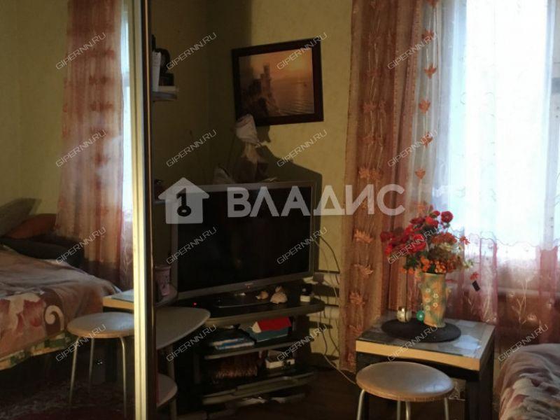 двухкомнатная квартира на улице Алёши Пешкова дом 45