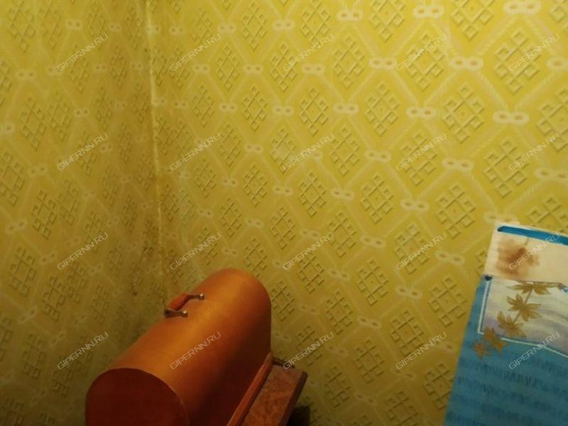 трёхкомнатная квартира на улице Сергея Акимова дом 38