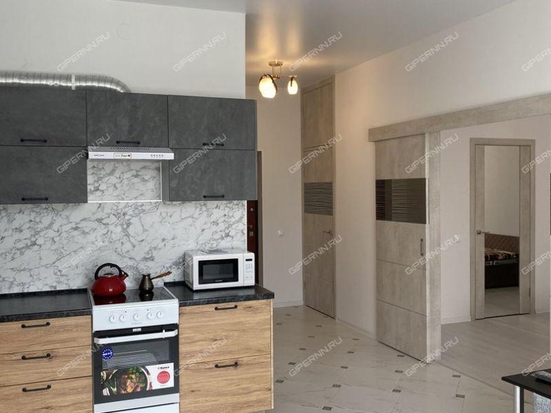 однокомнатная квартира на сутки на Студёной улице дом 52 к1