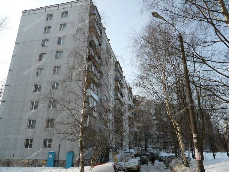 двухкомнатная квартира на улице Маршала Малиновского дом 5