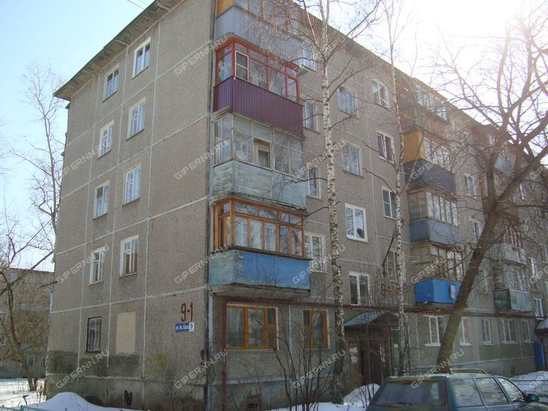 улица Академика Баха, 9 к1 фото