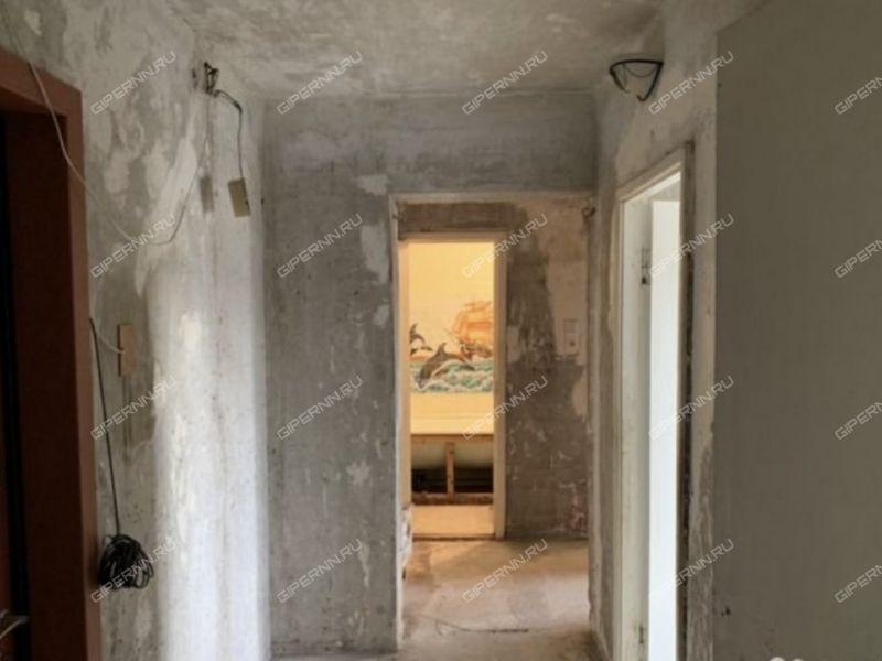двухкомнатная квартира на Мончегорской улице дом 17А к4