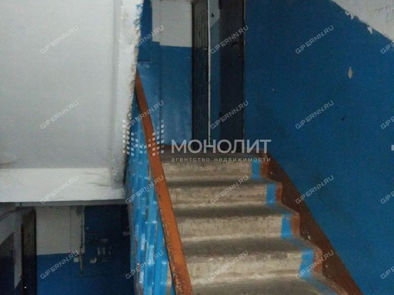 двухкомнатная квартира на улице Федосеенко дом 94