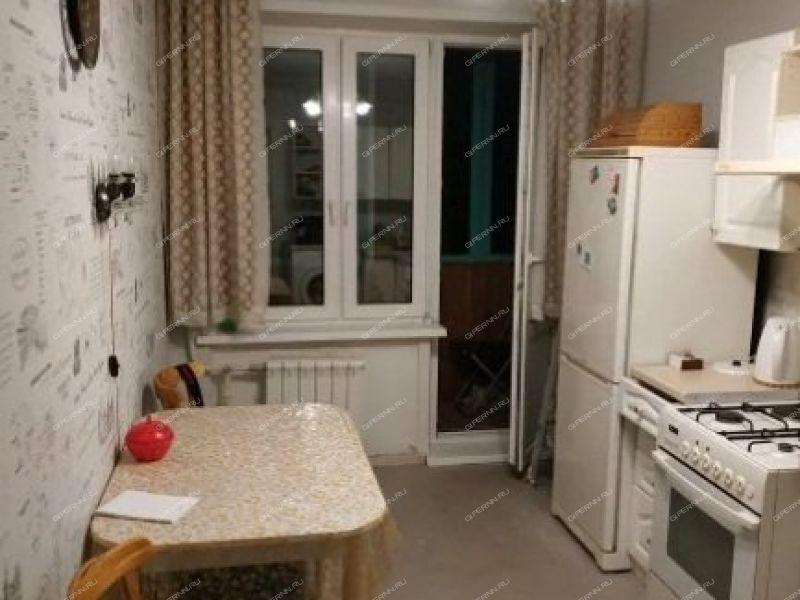 двухкомнатная квартира на улице Лескова дом 6
