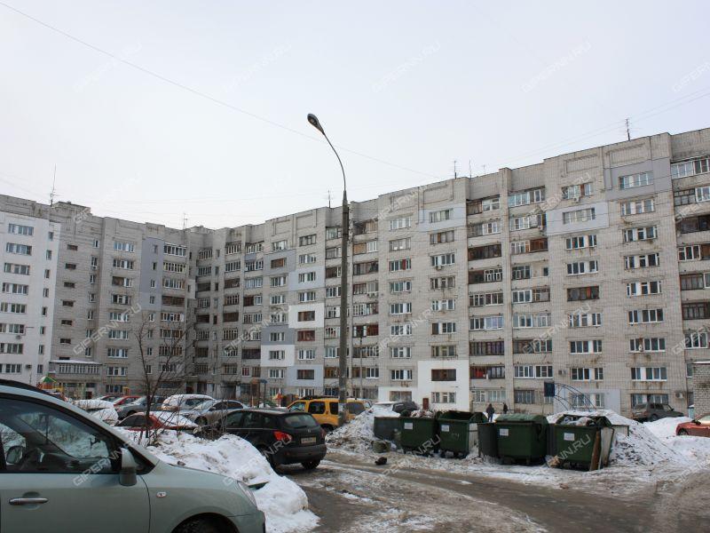 однокомнатная квартира на Агрономической улице дом 136