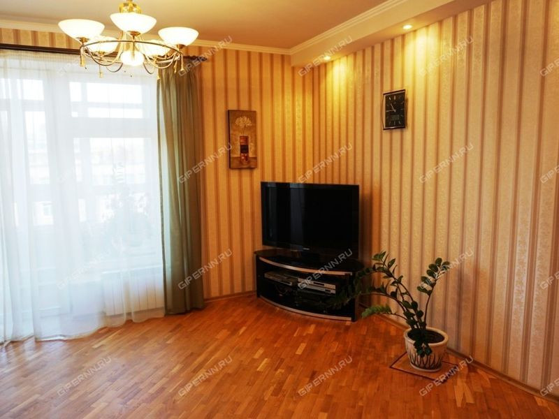 двухкомнатная квартира на улице Ошарская дом 14