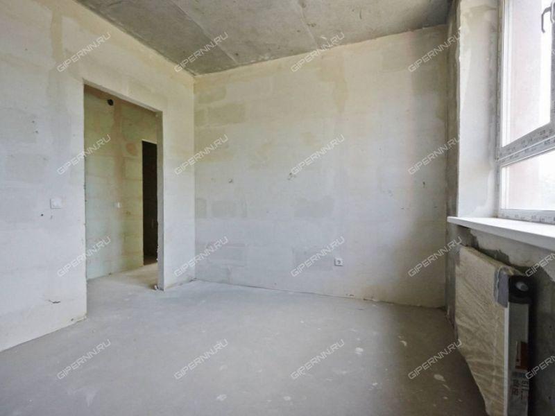 двухкомнатная квартира на проспекте Гагарина дом 99 к1