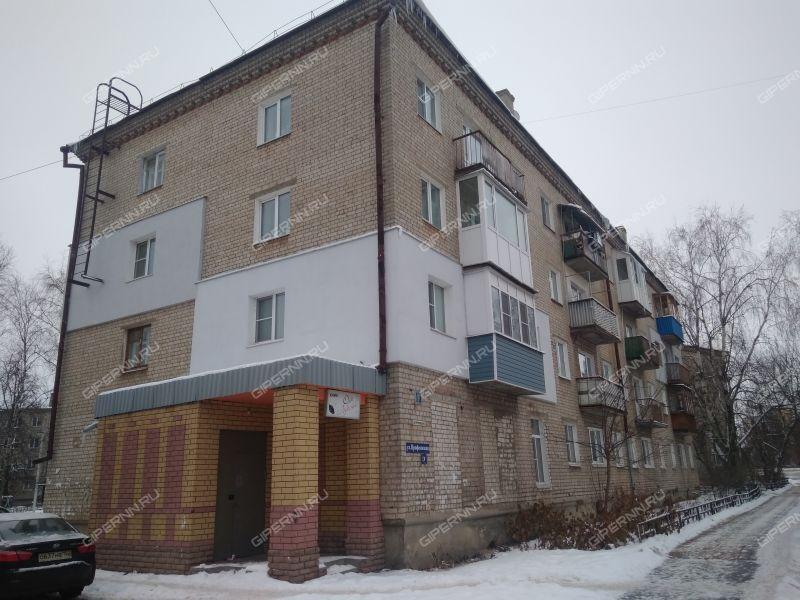 однокомнатная квартира на улице Профсоюзная дом 13 город Бор