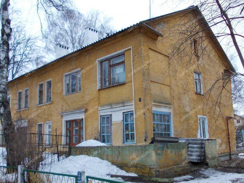 однокомнатная квартира на улице Дегтярёва дом 4