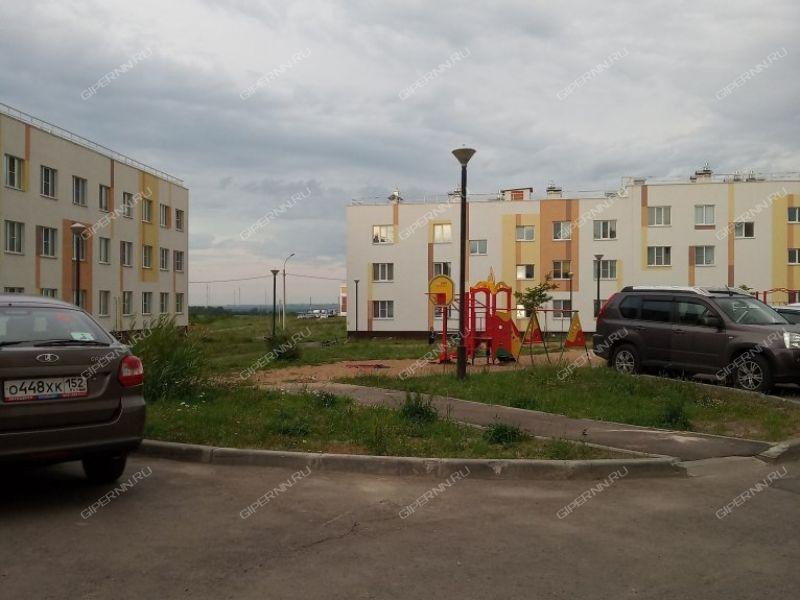 трёхкомнатная квартира на улице Гагарина дом 14 к1 город Нижний Новгород