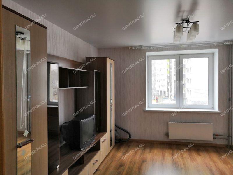 двухкомнатная квартира на улице Вятская дом 4