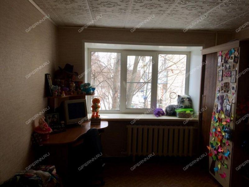 однокомнатная квартира на улице Нижегородская дом 1 город Арзамас