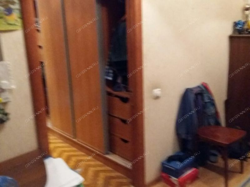 двухкомнатная квартира на улице Маршала Воронова дом 9
