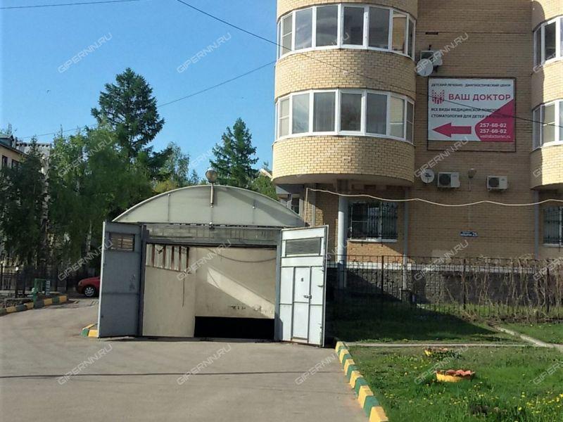 парковочное место на проспекте Ильича