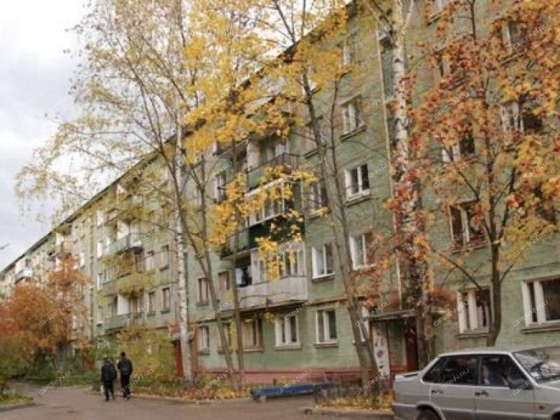 двухкомнатная квартира в переулке Северный дом 10 город Саров