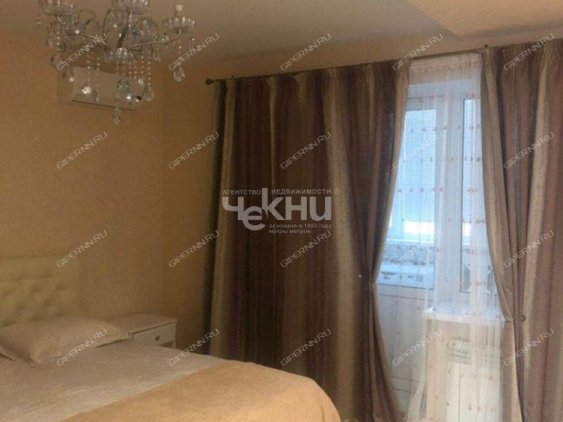 трёхкомнатная квартира на улице Бориса Панина дом 7В