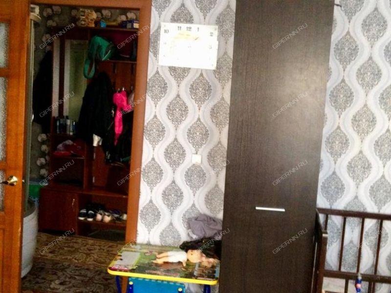 двухкомнатная квартира на улице Октябрьская дом 16 город Арзамас