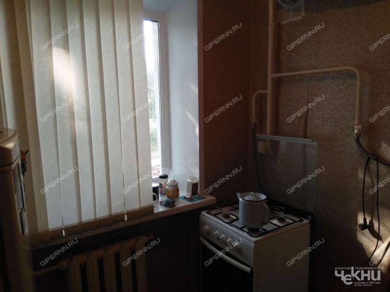 однокомнатная квартира на Матросской улице дом 32А