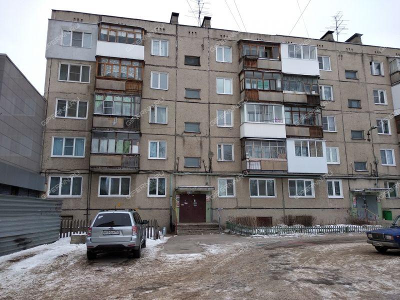 двухкомнатная квартира на проспекте Свердлова дом 72 город Дзержинск