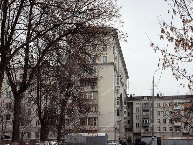 восьмикомнатная квартира на проспекте Октября дом 19