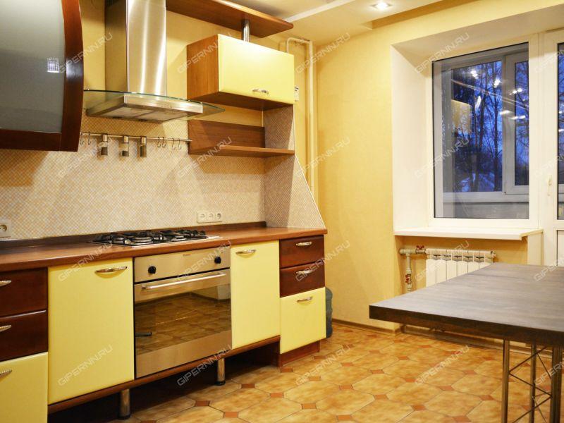 трёхкомнатная квартира на улице Гончарова дом 2Б